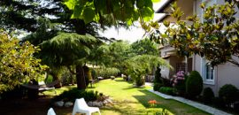 Διαμερίσματα Garden House